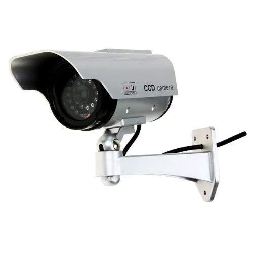 Value-5-Star - COTS-4 X CCTV TELECAMERA FINTA DUMMY OUTDOOR DA SORVEGLIANZA PROFESSIONALE VIDEO CAMERA WIRELESS,LED NEGOZIO OUTDOOR/INDOOR by Value-5-Star (Image #6)