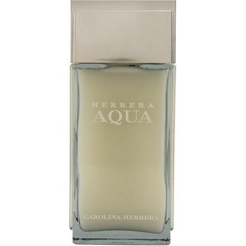 Herrera Aqua By Carolina Herrera For Men. Aftershave Balm 3.4 oz