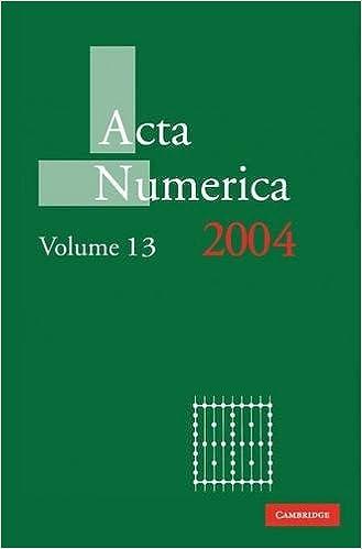 Acta Numerica 2004: Volume 13