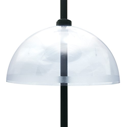 - Droll Yankees SQPM Pole Mount Squirrel Guard