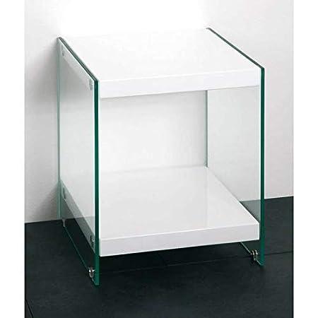 Acciaio Inossidabile Haku M/öbel Credenza 40 x 120 x 78 cm