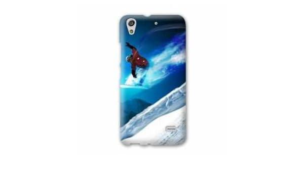 Amazon.com: Case Carcasa HTC 626 Sport Glisse - - snowboard ...