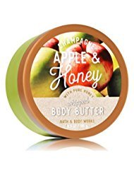 Bath & Body Works CHAMPAGNE APPLE & HONEY Whipped Body Butter