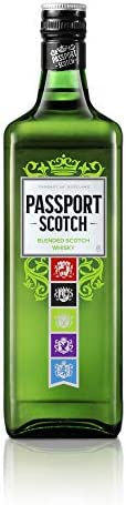 Whisky Passport, Passport