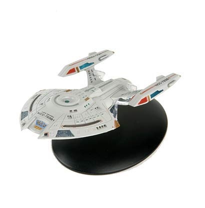 Eaglemoss Hero Collector - USS Equinox NCC-72381 for sale  Delivered anywhere in USA