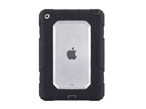 iPad 9.7  Rugged case, Survivor All-Terrain with Stand, 4 La