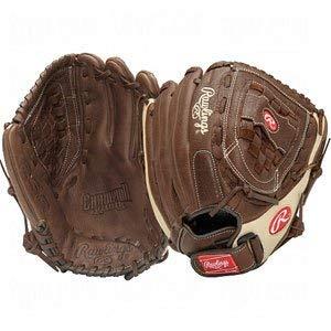 Rawlings Champion Series Fastpitch Softball Glove, 12.5
