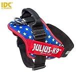Julius-K9 IDC Powerharness (US Flag, Size 4)