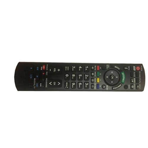 Easy Replacement Remote Conrtrol For panasonic TH-37PX50U EUR7627Z60 TH-50PX25U Viera LCD LED TV by EREMOTE