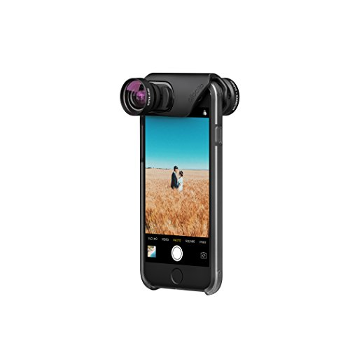olloclip — OLLO CASE for iPhone 8 & iPhone 7 — (Case ONLY) Color: Clear
