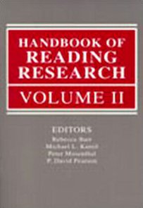 Handbook of Reading Research, Volume II (Volume 2) by Brand: Routledge
