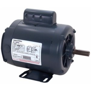 A.O. Smith Capacitor Start Rigid Base Motor 115/208-230 Volts 1725 RPM 1/2 H.P.
