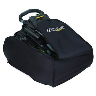 Bag Boy Carry Bag Quad Black