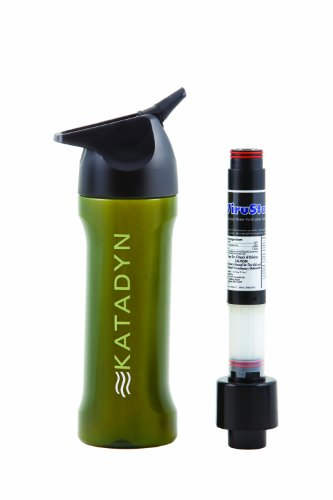 Katadyn MyBottle Microfilter Bottle Purification System