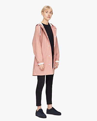 Tretorn Jacket Rain Dusty Mujer Chaqueta Wings Pink W8WP1fnZF