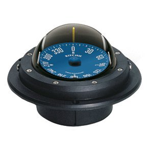 Boating Accessories New Voyager Racing Compass Ritchie Navigation Ru-90 Flush 4-1/8