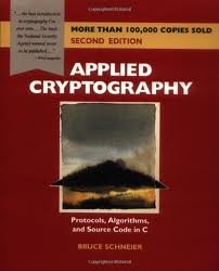 Applied Cryptography 2nd (second) edition Text Only