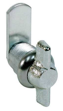 - Wing Handle Keyless Cam Lock, Non-Keyed