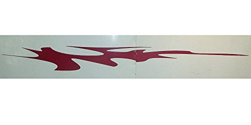 2 NEW Boat Rv Trailer TOY Hauler Decals Graphics (Rv Trailers Haulers Toy)
