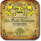 Age Old Organics 1DB1C in Full-Bloom (5-10-5) Dry Fertilizer with 1-Percent Calcium, 1-Pound