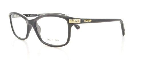 VALENTINO Eyeglasses V2653 001 Black - Valentino Glasses Eye