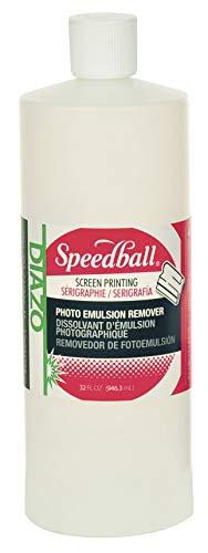 Speedball Diazo Photo Emulsion Remover, 32 Ounces - 1299494