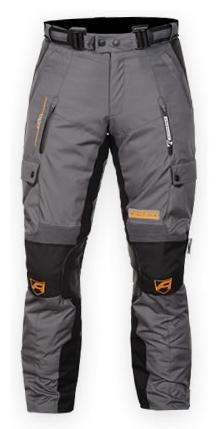 Akito Desert Pants (Black/Anthracite, Large)
