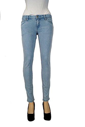 - Lip Service Chicks Junkie Fit Skinny Jeans 11.7 OZ BLUE DENIM (29, Light Blue)