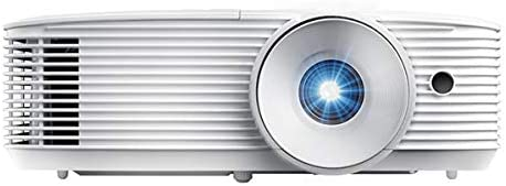 Optoma W335 WXGA DLP Professional Projector | Bright 3800 Lumens | Business Presentations, Classrooms, or Home | 15,000 Hour lamp Life | Speaker Built ...