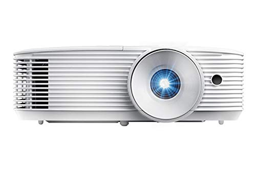 Optoma X343 3600 Lumens XGA DLP Projector with 15,000-hour Lamp Life