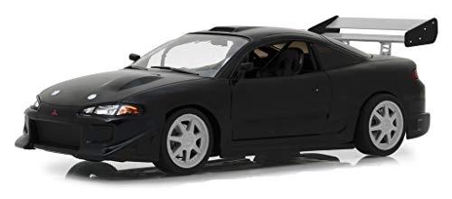 Greenlight Artisan Collection 19040 1995 Mitsubishi Eclipse Black 1:18 Scale