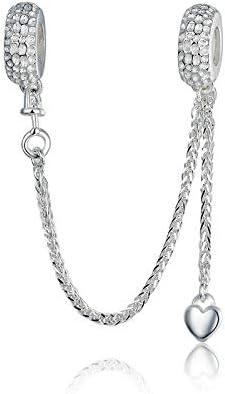 Safety Sterling Pandora Bracelet Necklace product image
