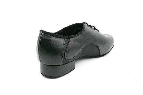 """Blaue Glocke Schuhe handgemachte Herren Ballsaal Salsa Hochzeit Wettbewerb Tanzschuhe Stil Charles 1 """"Ferse"""