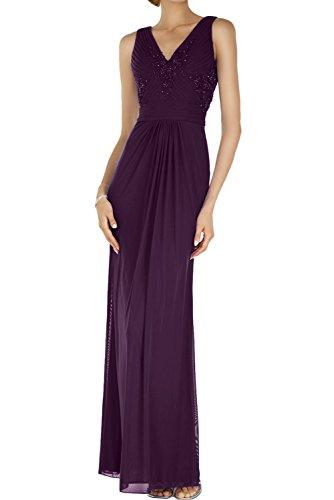 Ivydressing - Vestido - Estuche - para mujer morado 42