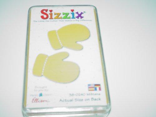 Sizzix mittens 38-0240 -
