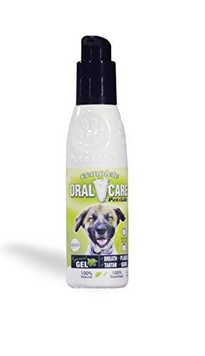 PetzLife Oral Care Gel Original Peppermint 4oz