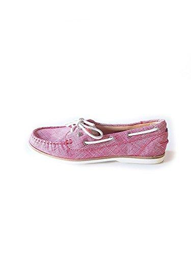 Mujer Rojo De Para Gaastra Zapatillas 37 Sintético Cuero THHwxB