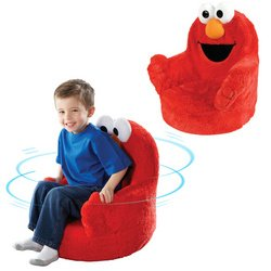 Elmo Saysu0026quot; Spin Chair