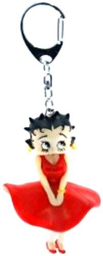 Amazon.com: Plastoy 61922 – Llavero con figura de Betty Boop ...