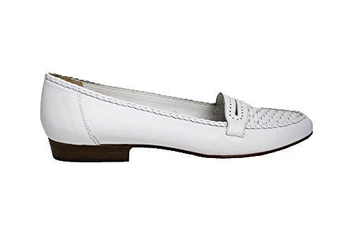 Bandolino Gin Casual Dames Leren Wandelende Witte Schoenen Maat Ons 7.5 N