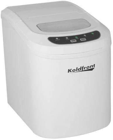 Koldfront-KIM202W-Portable-Ice-Maker