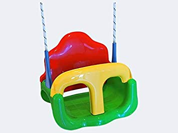 toys4u Columpio 3en1 Columpio para Bebés con Puerta