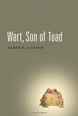book cover of Wart, Son of Toad