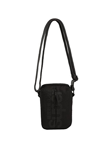 BOLSO SUPERDRY M91005DQ 02A INVISIBLE POUCH Negro