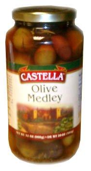 Olive Medley (Castella) 24