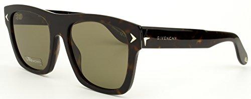 Givenchy 7011/S Sunglasses-0086 Dark Havana (E4 Brown - Shades Givenchy