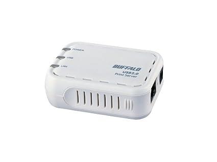 NEW DRIVERS: BUFFALO LPV3-U2 NETWORK USB2.0 PRINT SERVER