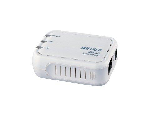 Buffalo Network USB 2.0 Print Server - LPV3-U2