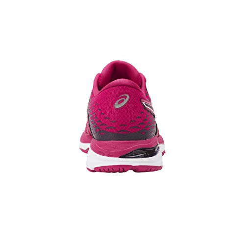 Asics Gel-Cumulus 19, Zapatillas de Gimnasia para Mujer Rosa (Cosmo Pink/white/winter Bloom)