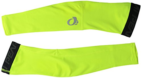 Pearl Izumi - Ride Elite Thermal Arm Warmer, Medium, Screaming Yellow (Arm Elite)